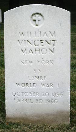William Vincent Mahon