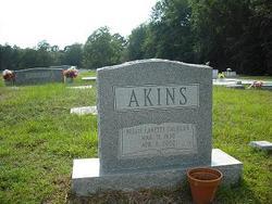 Nell Lanette <I>Calhoun</I> Akins