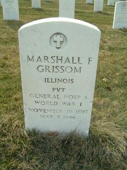 """Marshall E """"Mort"""" Grissom"""