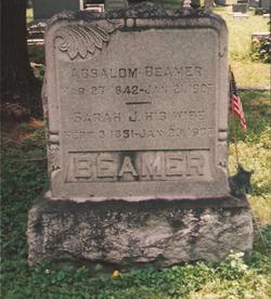 Absalom Beamer