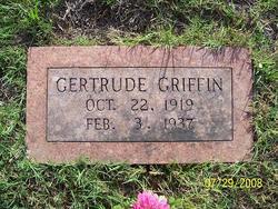 Gertrude Griffin