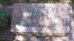 Irbie Lucy <I>Ault</I> Young