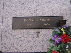 Donald Irwin Adams