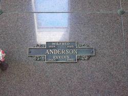 Irma Evelyn <I>Dart</I> Anderson