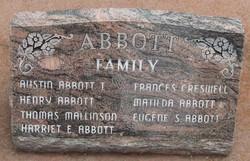 Henry Larkin Abbott