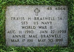 Travis Hughes Braswell, Sr