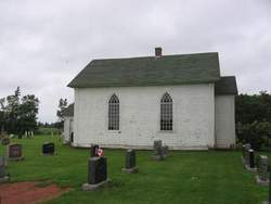 Saint James Anglican Cemetery