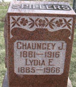 Chauncey J. Spillers