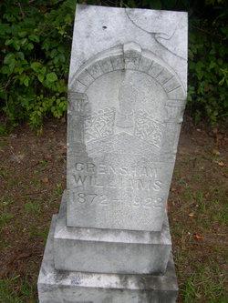 Crenshaw Williams