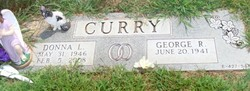 Donna L. <I>Warner</I> Curry