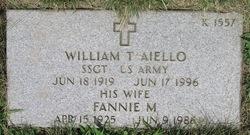 William T Aiello