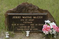 """Spec Jerry Wayne """"PaPaw"""" McCoy"""