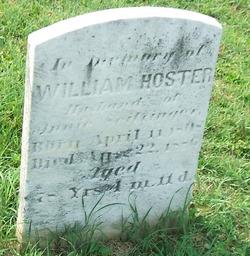 William Hoster