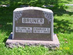 Clara M. <I>Jones</I> Bruner