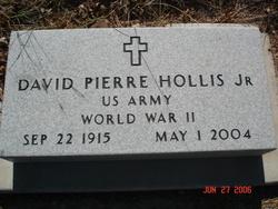 David Pierre Hollis Jr.