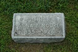 Anna B. <I>Meehan</I> Moore