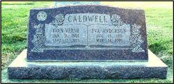 "Ivan Verne ""Buck"" Caldwell"