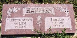 Peter John Hanseen