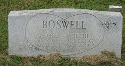 Bettie Boswell