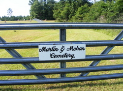 Martin and Mohon Cemetery