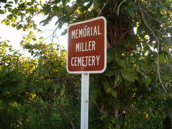 Memorial Miller Cemetery