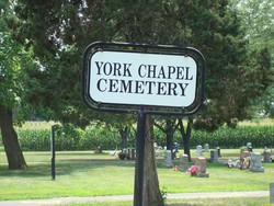 York Free Chapel Cemetery