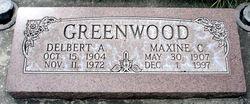 Maxine <I>Clayton</I> Greenwood