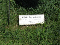 Edwin Ray Johnson