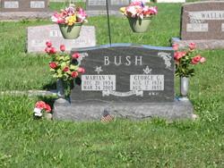 Marian V Bush