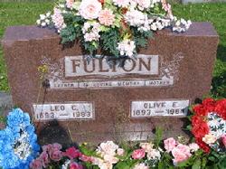 Olive Etta <I>Boyd</I> Fulton