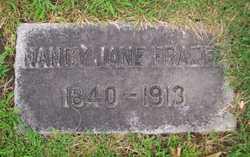"""Nancy Jane """"Jennie"""" <I>Frazee</I> Anderson"""