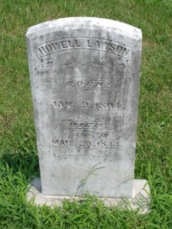 William Howell Lawson