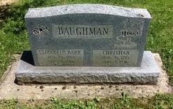 Christian Baughman, II