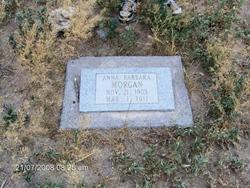 Barbara Ann Morgan Gravesite