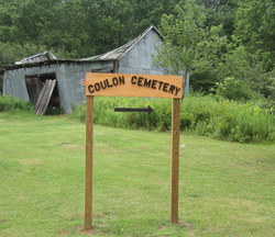 Coulon Cemetery