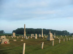 Hunts Corners Cemetery