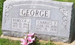 """Charles F. """"Charlie"""" George"""