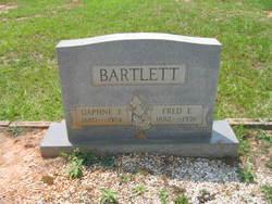 Fred Eugene Bartlett