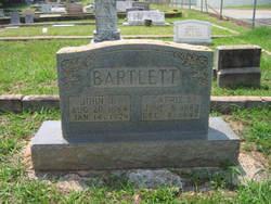 Carrie Elizabeth <I>Slater</I> Bartlett