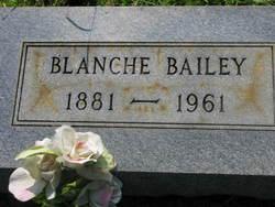 Blanche Bailey