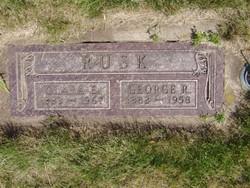 Clara Elizabeth <I>Pike</I> Rusk