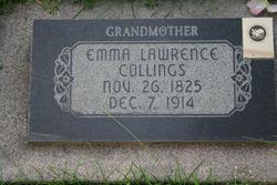 Emma <I>Lawrence</I> Collings