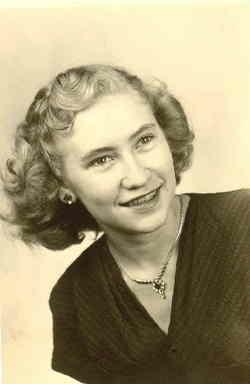 Dorothy Fay <I>Williams</I> Ellis