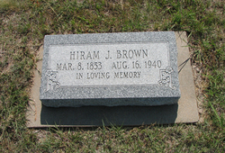 Hiram J. Brown