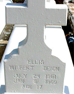Ellis Wilbert Deion