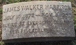 James Walker Harrison