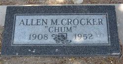 """Allen M. """"Chum"""" Crocker"""