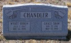 Grace Shaw Chandler