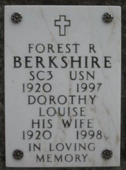 Dorothy Louise Berkshire