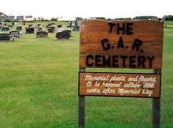 G A R Cemetery